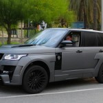 Range Rover Mystère Package by Hamann