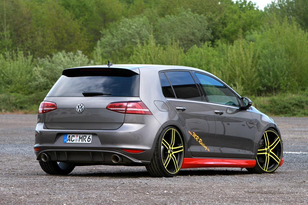 VW Golf GTD by MR Racing