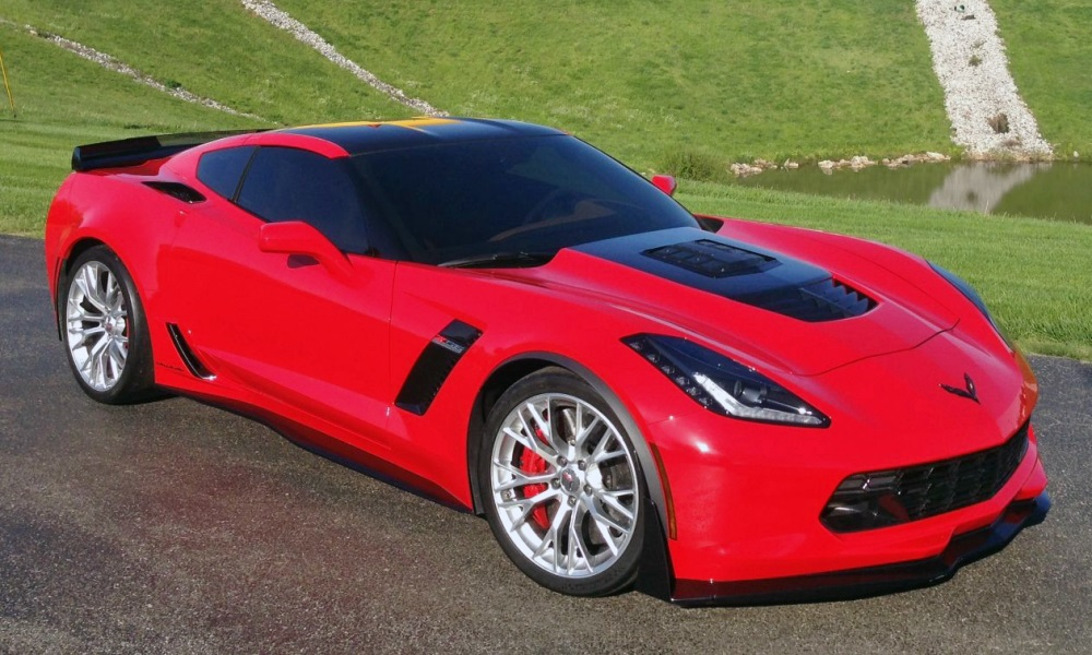 Chevrolet Corvette Z06 by Callaway Cars