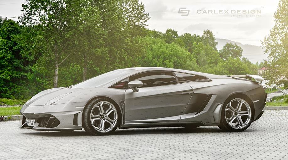 Lamborghini Gallardo by Carlex Design