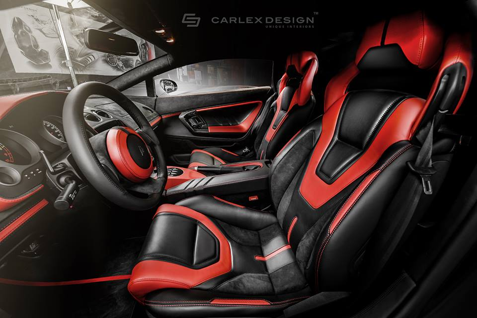Lamborghini Gallardo by Carlex Design