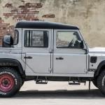 Land Rover Defender Pickup Chelsea Wide Track by Kahn Design