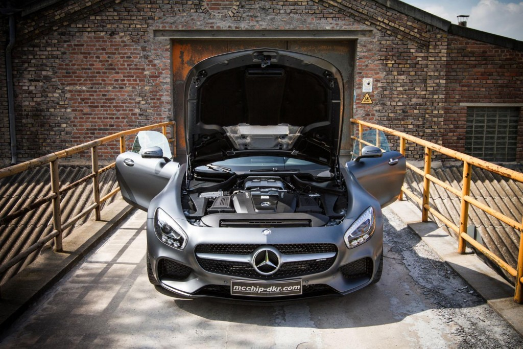 Mercedes-AMG GT Stage 1 Package by McChip-DKR