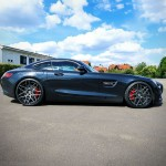 Mercedes-AMG GT on LOMA Wheels