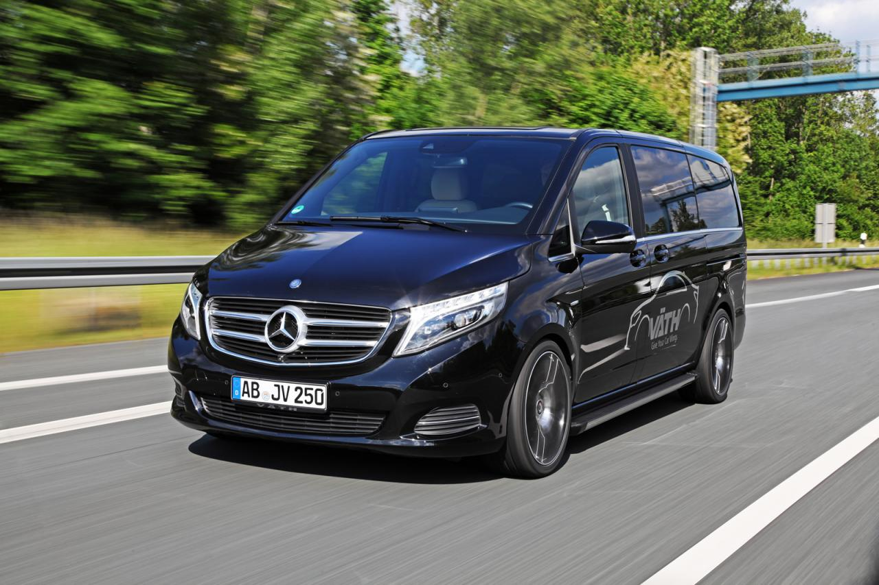 Mercedes V-Class by VATH