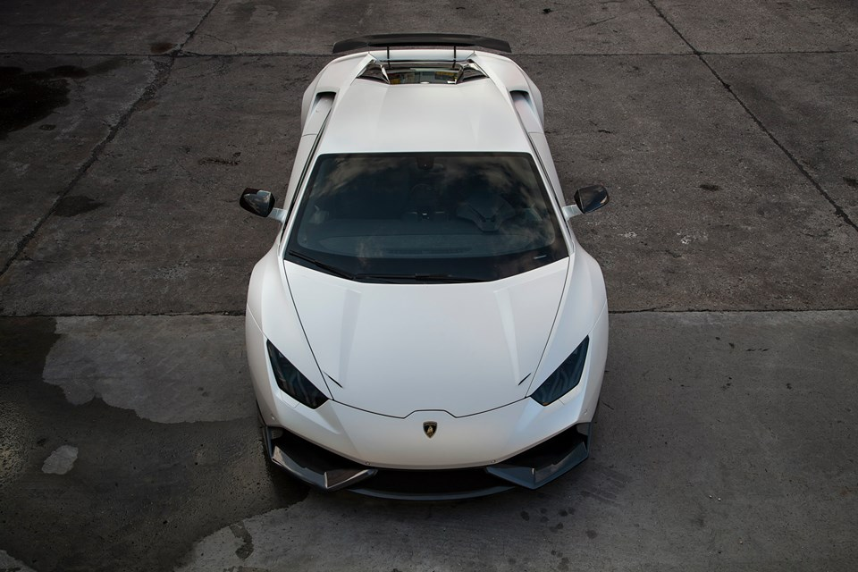 Torado Lamborghini Huracan by Novitec Group, Video Revealed