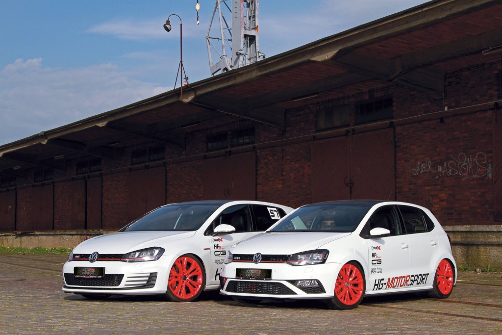 Volkswagen Polo GTI by HG-Motorsport