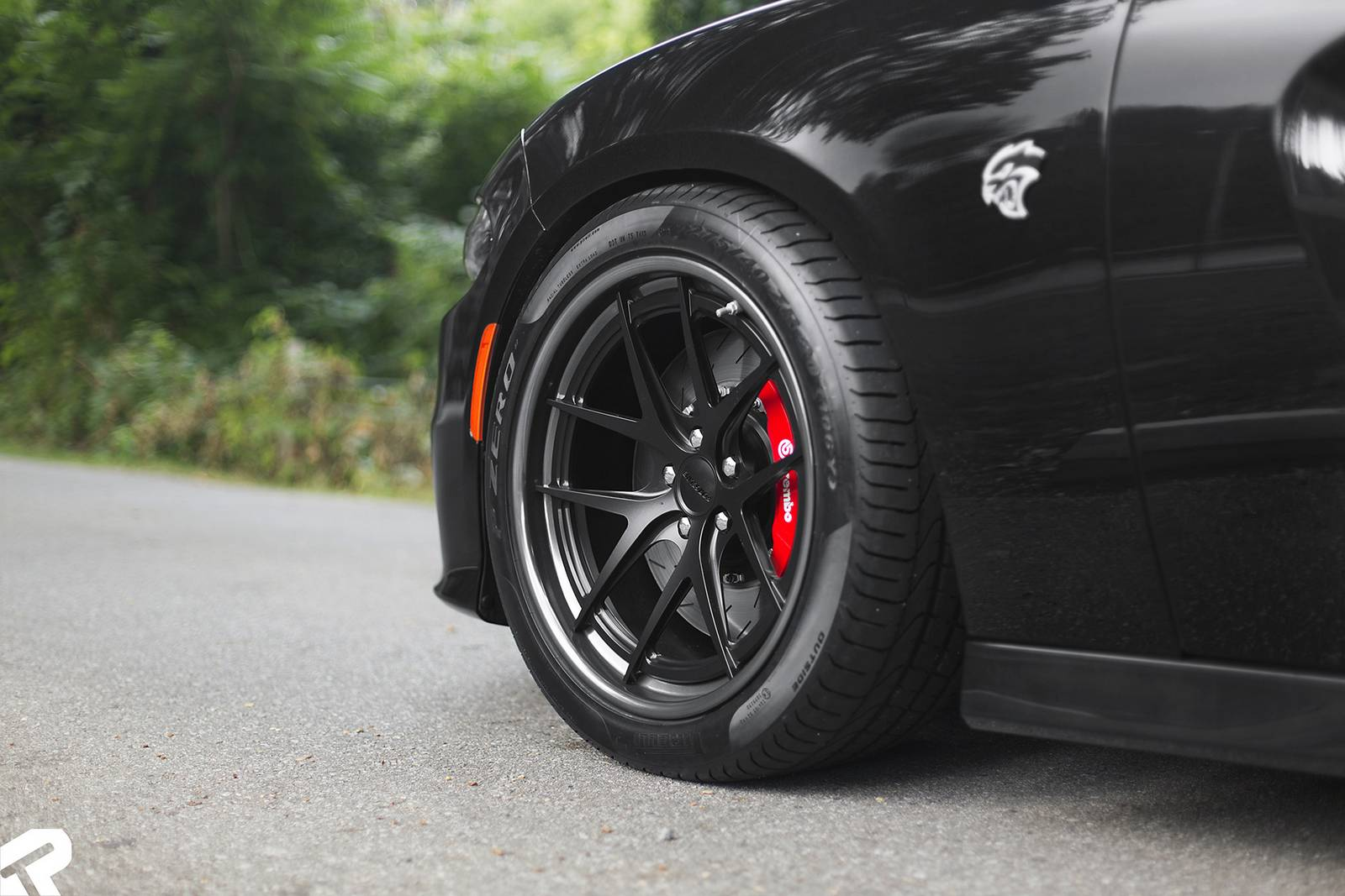 2015 Dodge Charger SRT Hellcat by Pfaff Tuning