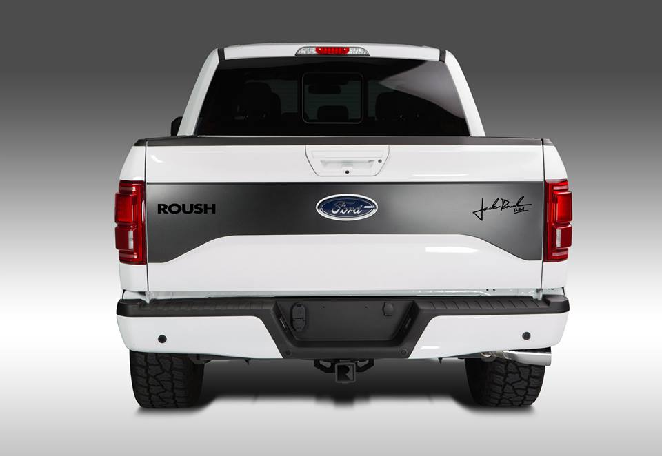 2015 Ford F-150 by Roush Performance