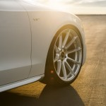Audi S5 on Vorsteiner Wheels