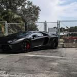 Lamborghini Aventador by Mansory