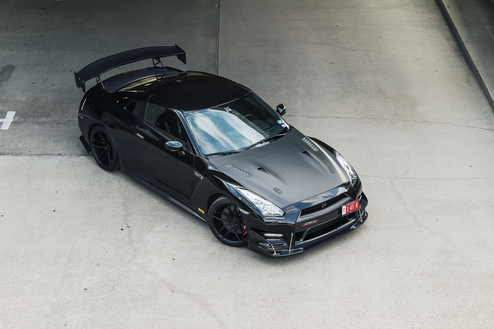 Nissan GT-R by Jotech, Monster Power Sits Underneath the Skin