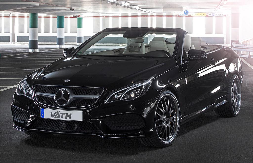 Vath Power Boosts 2015 Mercedes-Benz E500 Cabrio