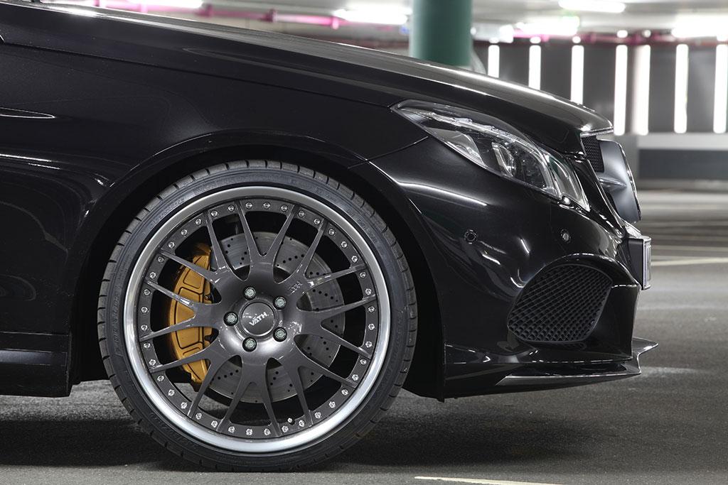 2015 Mercedes-Benz E500 Cabrio by Vath