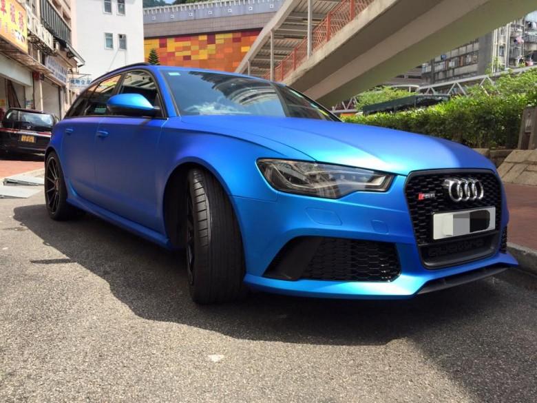 Audi RS6 by Impressive Wrap
