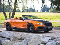 2015 Frankfurt Motor Show: Bentley Continental GTC by Mansory