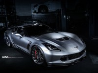 Chevrolet Corvette Z06 Sits on ADV.1 Wheels