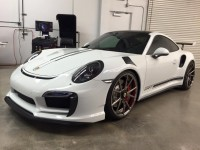 Porsche 991 Turbo VRT Body Kit by Vorsteiner