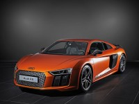 Exquisite Audi R8 by HplusB Design