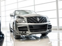Infiniti QX80 Receives Insane Body Kit from Larte