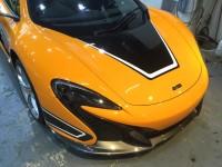 McLaren 650S GT3 Livery Wrap by Impressive Wrap
