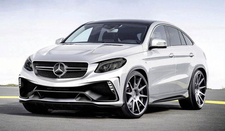 Mercedes GLE 63 AMG Coupe by Guru Tuning