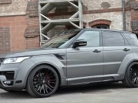 Hamann Range Rover Sport by DS Automobile