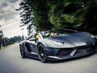 Lamborghini Aventador Carbonado Apertos by Mansory