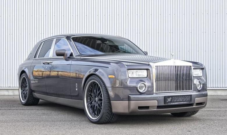 Rolls-Royce Phantom by Hamann