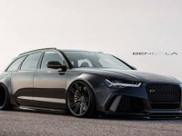 Virtual: Audi RS6 Wide Body by Bengala