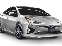 2016 Toyota Prius New Body Kit by TOM`s Design