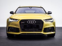 Audi RS6 Exclusive Pops-up at Audi Forum Neckarsulm