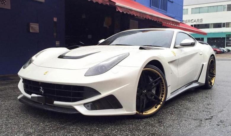 KBS Motorsports Reveals Limited Novitec Ferrari F12 N-Largo