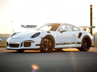 ByDesign Porsche 911 GT3 RS Breaks Cover