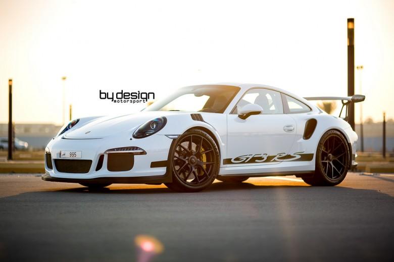 ByDesign Porsche 911 GT3 RS Breaks Cover