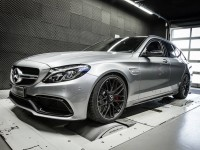 Mercedes-AMG C63 Wagon Power Upgrade by Mcchip-DKR