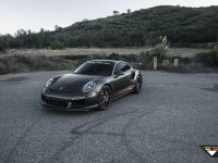 Porsche 911 Turbo S V-RT Edition by Vorsteiner