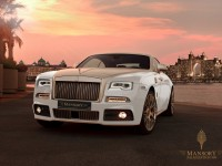 "Rolls-Royce Wraith ""Palm Edition 999"" by Mansory"