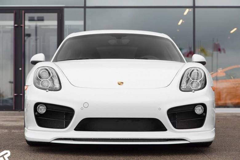 Techart Porsche Cayman by Pfaff