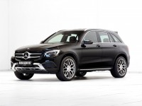 Mercedes GLC (GLK) by Brabus Is Ready for 2016 Geneva Motor Show