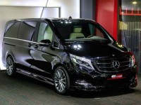Mercedes V-Class Diamond Available for Sale at DizaynVIP`s Dealer