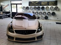 Prior Design Mercedes CL by Folienwerk
