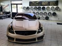 Prior Design Mercedes CL by Folienwerk