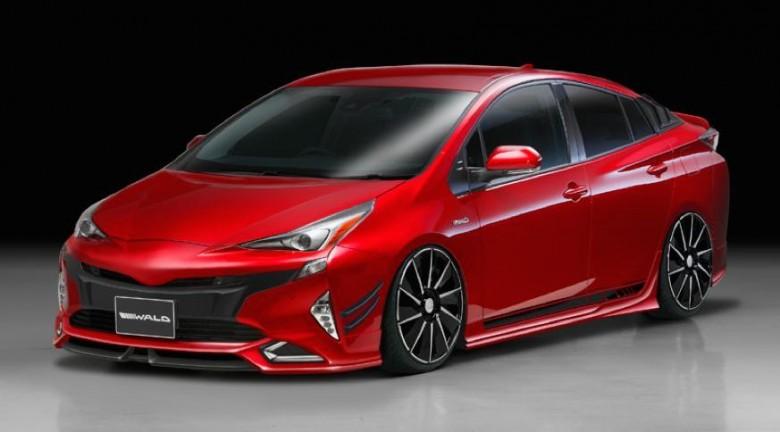 Toyota Prius Sport Line by Wald International
