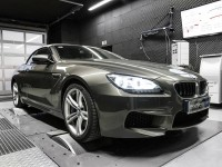 BMW M6 Power Upgrades by Mcchip-DKR