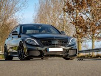 Mercedes S63 AMG Sits on ADV.1 Wheels