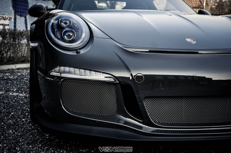 Porsche 991 GTR RS by Edo Competition Is Insane