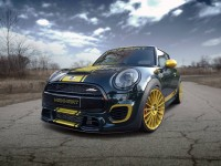 How about a MINI Cooper JCW F300 by Manhart?
