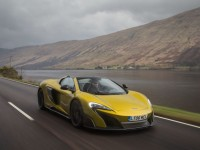 McLaren 675LT Spider Released in Impressive Photo Session, Details Are Also Fresh