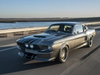 Supercharged Shelby Mustang GT500CR by Classic Recreations Is a Real Beast